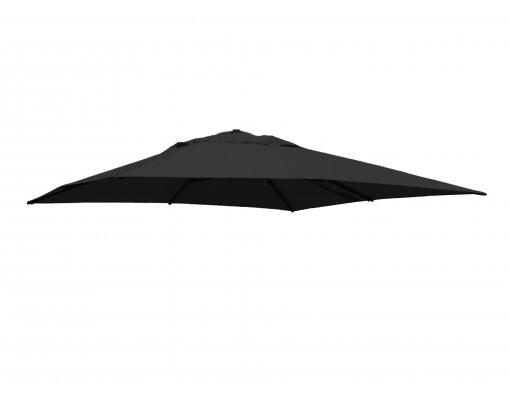 Toile de remplacement Carbone en Olefin pour parasol Easy Sun 320