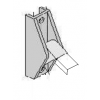 Articulation centrale anthracite pour parasol Sun Garden Easy Sun