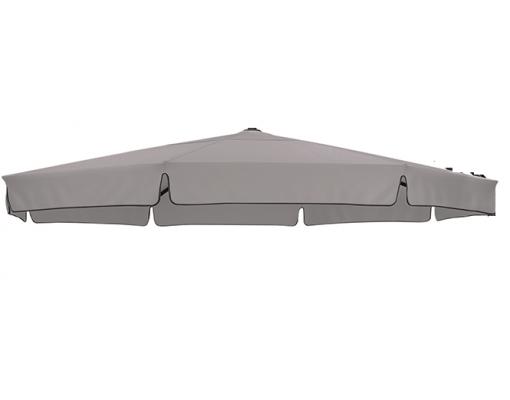 Toile de remplacement Titanium en Olefin pour parasol Easy Sun 350