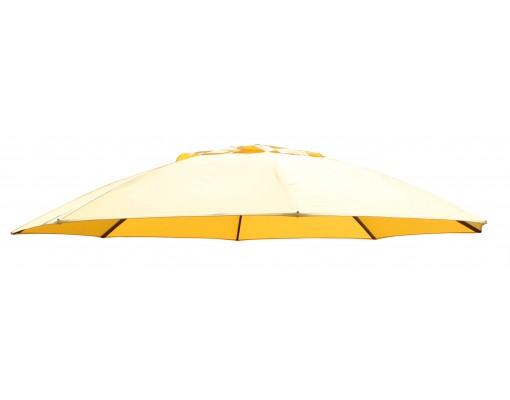 Toile de remplacement girasol en Olefin pour parasol Easy Sun 375